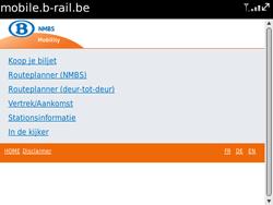 BlackBerry 9700 Bold - Internet - Hoe te internetten - Stap 13