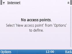 Nokia E5-00 - Internet - Manual configuration - Step 8