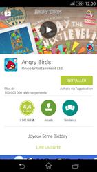 Sony Xperia E4g - Applications - Télécharger une application - Étape 17