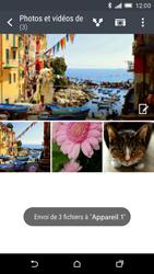 HTC One M9 - Photos, vidéos, musique - Envoyer une photo via Bluetooth - Étape 14