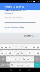 Huawei P9 - E-mail - Configurar Gmail - Paso 10