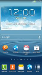 Samsung Galaxy S3 - Internet no telemóvel - Configurar ligação à internet -  1