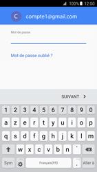 Samsung G920F Galaxy S6 - E-mail - Configurer l