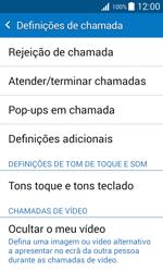 Samsung Galaxy J1 - Chamadas - Como bloquear chamadas de um número -  5