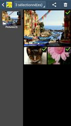 Samsung Galaxy S4 - Photos, vidéos, musique - Envoyer une photo via Bluetooth - Étape 9