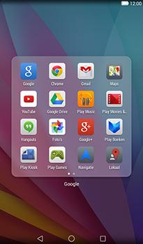 Huawei MediaPad T1 (7.0) - E-mail - handmatig instellen (gmail) - Stap 3