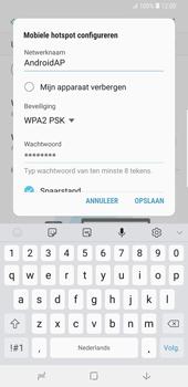 Samsung Galaxy S9 Plus (SM-G965F) - WiFi - Mobiele hotspot instellen - Stap 10