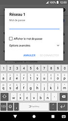 Sony Xperia X Compact - Android Oreo - Wifi - configuration manuelle - Étape 7