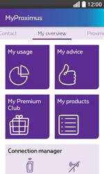 LG L70 - Applications - MyProximus - Step 13