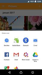 Sony xperia-x-f5121-android-nougat - Contacten en data - Foto
