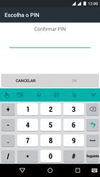 Wiko Rainbow Jam DS - Segurança - Como ativar o código de bloqueio do ecrã -  9