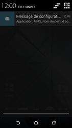 HTC Desire 320 - MMS - Configuration automatique - Étape 4