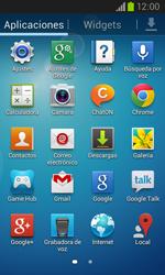 Samsung i8260 Galaxy Core - Bluetooth - Transferir archivos a través de Bluetooth - Paso 3