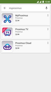 OnePlus 3 - Applications - MyProximus - Étape 7