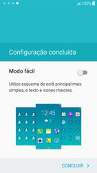 Samsung Galaxy J5 - Primeiros passos - Como ligar o telemóvel pela primeira vez -  14