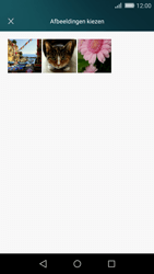 Huawei P8 Lite - MMS - Afbeeldingen verzenden - Stap 17