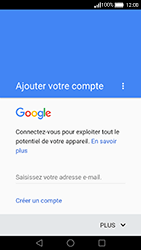 Huawei Nova - E-mail - Configuration manuelle (gmail) - Étape 8