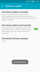 Samsung A310F Galaxy A3 (2016) - Device - Software update - Step 9