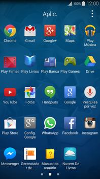 Samsung N910F Galaxy Note 4 - Aplicativos - Como baixar aplicativos - Etapa 3
