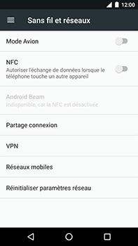 Motorola Moto E4 Plus - Internet et connexion - Partager votre connexion en Wi-Fi - Étape 5