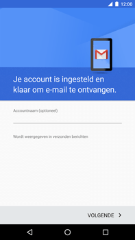 Huawei Google Nexus 6P - E-mail - handmatig instellen (outlook) - Stap 15