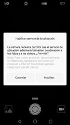 Huawei P9 - Funciones básicas - Uso de la camára - Paso 4