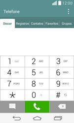 LG D390n F60 - Chamadas - Como bloquear chamadas de um número específico - Etapa 4