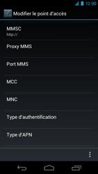 Samsung I9250 Galaxy Nexus - MMS - Configuration manuelle - Étape 9