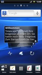 Sony Ericsson Xperia arc S - Internet - Internetverbindung - Automatische Einstellung - Schritt 5