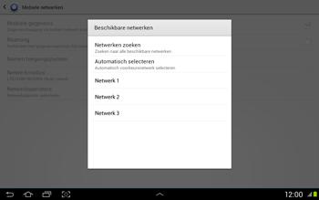 Samsung N8020 Galaxy Note 10-1 LTE - Buitenland - Bellen, sms en internet - Stap 9
