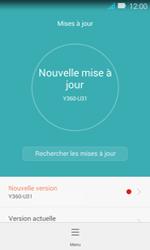 Huawei Y3 - Réseau - Installation de mises à jour - Étape 8