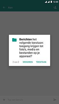OnePlus 3 - Android Nougat - MMS - hoe te versturen - Stap 5