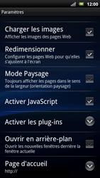 Sony Ericsson Xperia Neo - Internet - Configuration manuelle - Étape 13