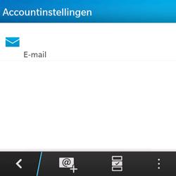 BlackBerry Q5 - E-mail - e-mail instellen: IMAP (aanbevolen) - Stap 5
