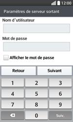 LG F70 - E-mails - Ajouter ou modifier un compte e-mail - Étape 15