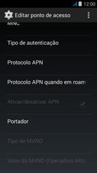 NOS NOVU - Internet no telemóvel - Como configurar ligação à internet -  17