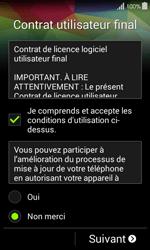 Samsung Galaxy Ace 4 - Premiers pas - Créer un compte - Étape 8