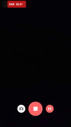 Sony Xperia XZ Premium - Photos, vidéos, musique - Créer une vidéo - Étape 13