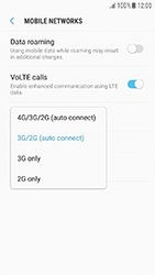 Samsung Galaxy J3 (2017) - Network - Enable 4G/LTE - Step 7