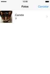 Apple iPhone 4S iOS 7 - E-mail - Escribir y enviar un correo electrónico - Paso 11