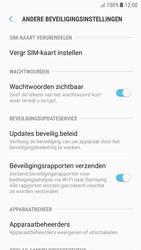 Samsung Galaxy A3 (2017) - Android Nougat - Beveiliging en ouderlijk toezicht - Hoe wijzig ik mijn SIM PIN-code - Stap 6