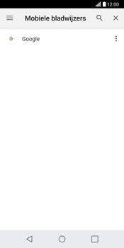LG G6 (LG-H870) - Internet - Hoe te internetten - Stap 12