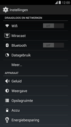 Blackphone Blackphone 4G (BP1) - Internet - Uitzetten - Stap 4