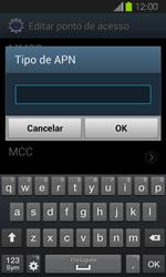 Samsung Galaxy Express - Mensagens - Como configurar seu celular para mensagens multimídia (MMS) - Etapa 14