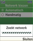 Samsung E1280 - Buitenland - Bellen, sms en internet - Stap 6
