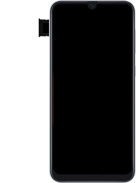 Samsung Galaxy A50 - Device - Insert SIM card - Step 7