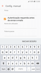 Samsung Galaxy S7 - Email - Configurar a conta de Email -  13