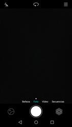 Huawei Huawei Y6 - Funciones básicas - Uso de la camára - Paso 4