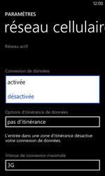 Nokia Lumia 620 - Internet - Configuration manuelle - Étape 6