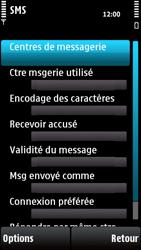 Nokia X6-00 - SMS - configuration manuelle - Étape 6